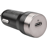 ARTWIZZ CarPlug USB-C 15W Ladegerät, Titan