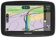 GPS - Tom Tom Via 52 EU23, 5, Europa, Bluetooth, Negro
