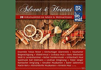 VARIOUS - BR Heimat-Advent & Weihnacht  - (CD)