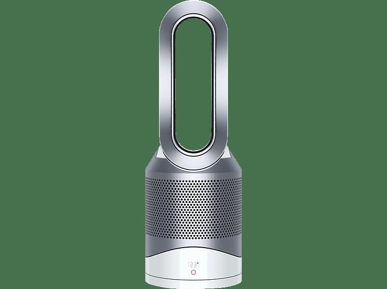 DYSON 305576-01 HP02 Pure Hot+Cool Link Luftreiniger Weiß/Silber (2000 Watt)