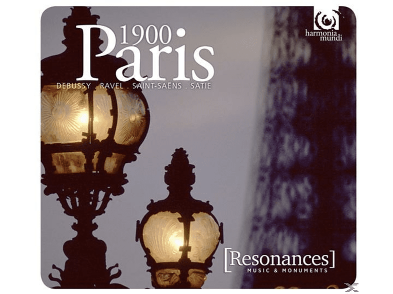 VARIOUS - Paris 1900 [CD]