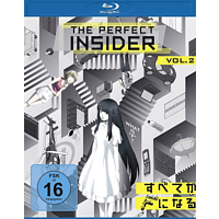 The Perfect Insider - Vol. 2 Blu-ray