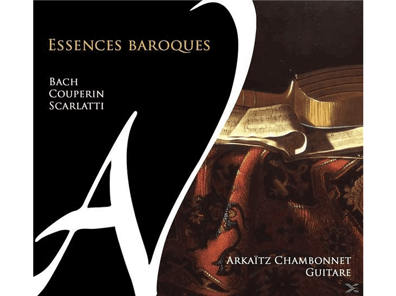 Arkaitz Chambonnet - Essences Baroques [CD]