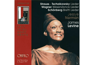 James Levine, Norman Jessye - Norman/Levine: Lieder  - (CD)