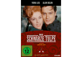 Die schwarze Tulpe DVD