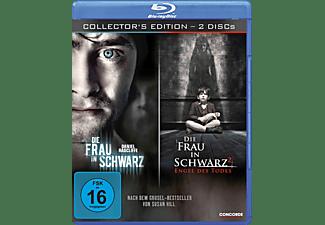 Die Frau in Schwarz + Die Frau in Schwarz 2: Engel des Todes Blu-ray
