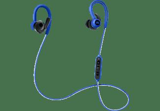JBL Reflect Contour, In-ear Kopfhörer Bluetooth Blau