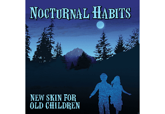 Nocturnal Habits - New Skin For Old Children  - (CD)