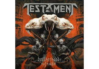 Testament - Brotherhood Of The Snake (Ltd.Box-Set)  - (LP + Bonus-CD)
