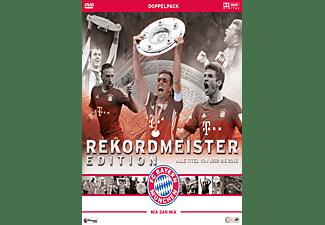 FC Bayern München Rekordmeister Edition DVD