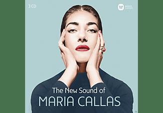 Maria Callas - The New Sound Of Maria Callas  - (CD)