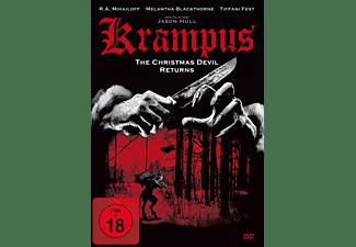 Krampus: The Christmas Devil Returns DVD