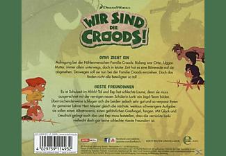 Wir Sind Die Croods - (1)Original Hörspiel z.TV-Serie-Beste Freundinnen  - (CD)