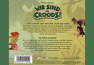 Wir Sind Die Croods - (2)Original Hörspiel z.TV-Serie-Die Neuen Nachbarn  - (CD)