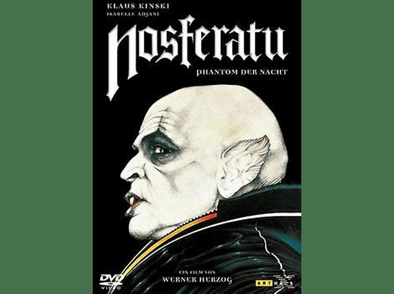 Nosferatu: Phantom der Nacht [DVD]
