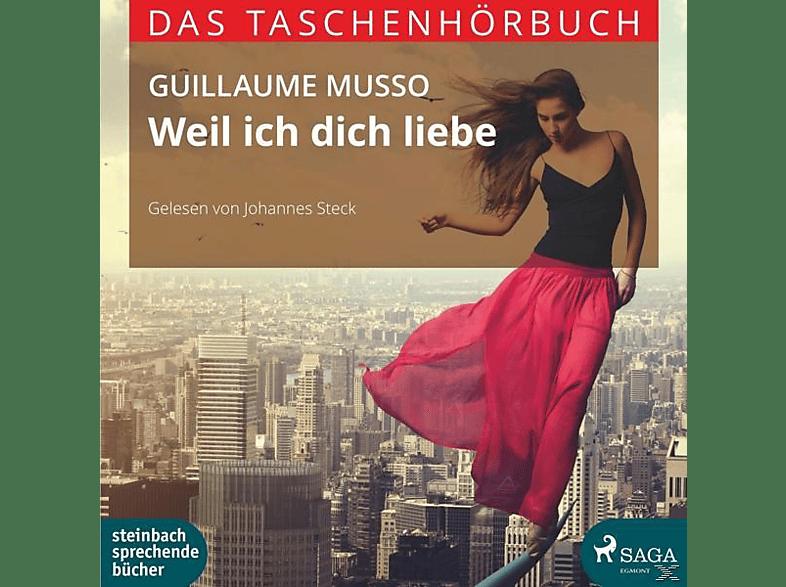 Johannes Steck - Weil Ich Dich Liebe-Taschenhörbuch - (CD)