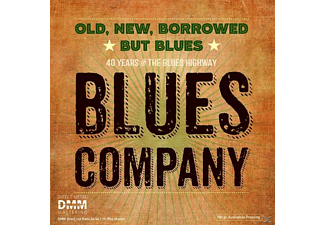 Blues Company - Old,New,Borrowed But Blues  - (Vinyl)