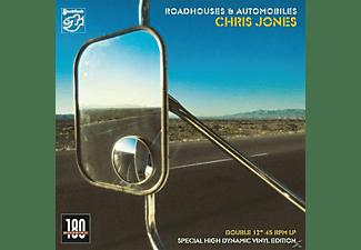 Chris Jones - Roadhouses & Automobiles (180 Gramm Vinyl)  - (Vinyl)