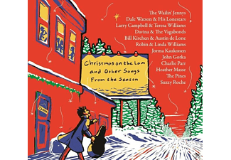 VARIOUS - Christmas On The Lam And Other Songs From The  - (CD)