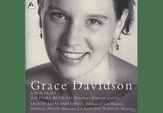 Grace Davidson - Grace Davidson-A Portrait  - (CD)