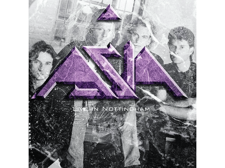 Asia - Live In Nottingham [CD]
