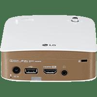LG PH150G Beamer (WXGA, 130 Lumen, )