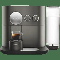 DELONGHI EN 350.G Nespresso Expert Kapselmaschine, Anthracite Grey