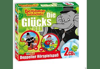 Benjamin Blümchen - Benjamin Blümchen-Glücks-Box  - (CD)