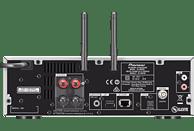 PIONEER X-HM76D-BB Kompaktanlage (CD, USB, Streaming, Schwarz)