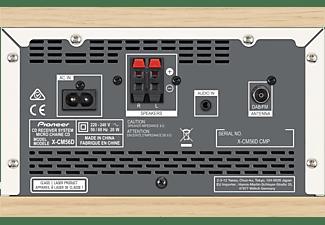 PIONEER X-CM56D-B Kompaktanlage (Schwarz)