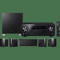 PIONEER HTP-075 5.1 System (Bluetooth, Schwarz)
