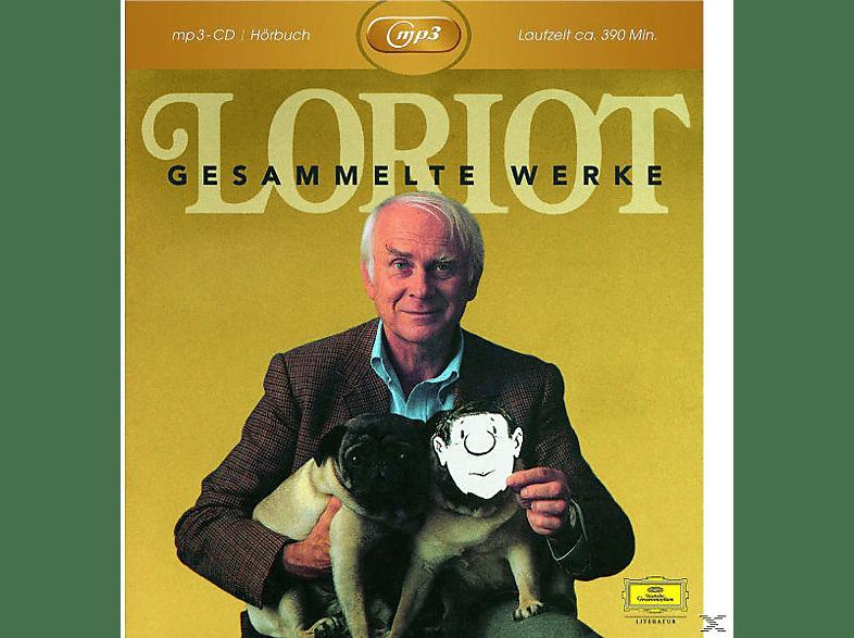 Loriot - Loriots Gesammelte Werke (Mp3) - (MP3-CD)