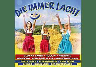 VARIOUS - Die immer lacht-30 Partykracher  - (CD)