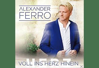 Alexander Ferro - Voll ins Herz hinein  - (CD)
