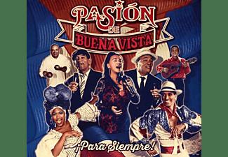 VARIOUS - Pasion de Buena Vista-Para Siempre!  - (CD)