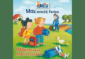 Max - 16: Max Macht Ferien/Hat Keine Angst Im Dunkeln  - (CD)