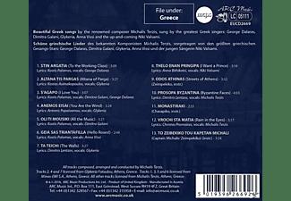 Terzis Michalis - Best Greek Songs  - (CD)