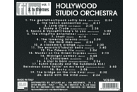 The Hollywood Studio Orchestra - Film & TV Themes Vol.1 [CD]