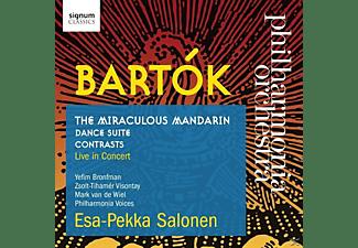 The Philharmonia Orchestra - Der Wunderbare Mandarin  - (CD)