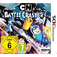 3DS CARTOON NETWORK - BATTLE CRASHERS [Nintendo 3DS]