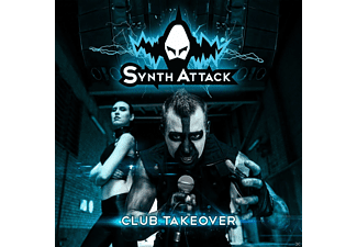 Synthattack - Club Takeover (Lim.Digipak) - (CD)
