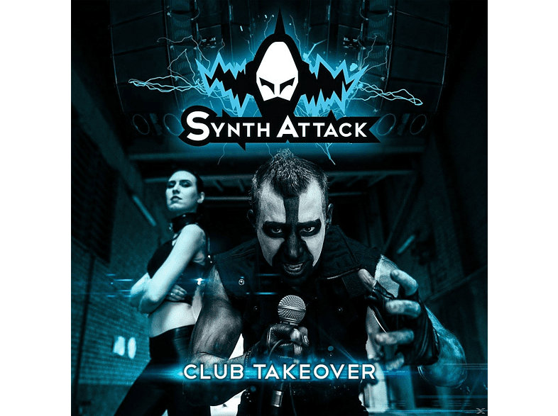 Synthattack - Club Takeover (Lim.Digipak) [CD]