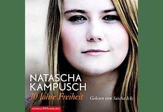 Sascha Icks - Natascha Kampusch - 10 Jahre Freiheit  - (CD)
