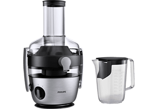 PHILIPS Avance Collection Entsafter HR1921/20, silber