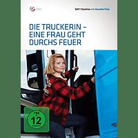 Die Truckerin - Eine Frau geht durchs Feuer [DVD]