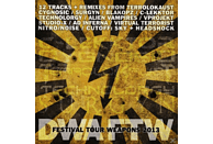 VARIOUS - Festival Tour Weapons 2013 [CD]