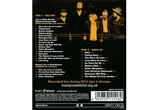 Marianne Faithfull - No Exit  - (Blu-ray + CD)
