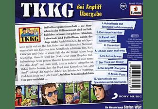Tkkg - 197/Bei Anpfiff Übergabe  - (CD)
