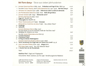 Matthias Flierl - Bel Fiore Danca [CD]