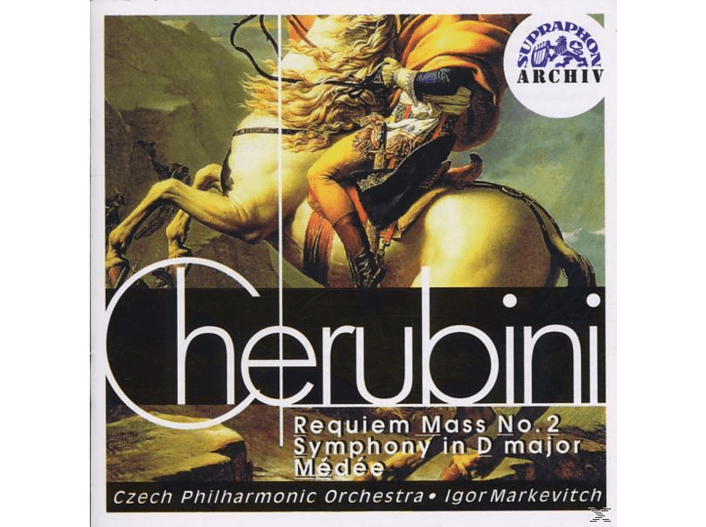 TP & CHOR/MARKEVITCH/PKO - Requiemmesse 2/Sinfonie In D [CD]